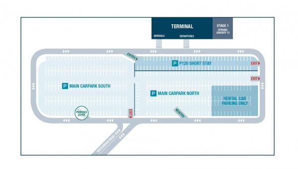 carpark map